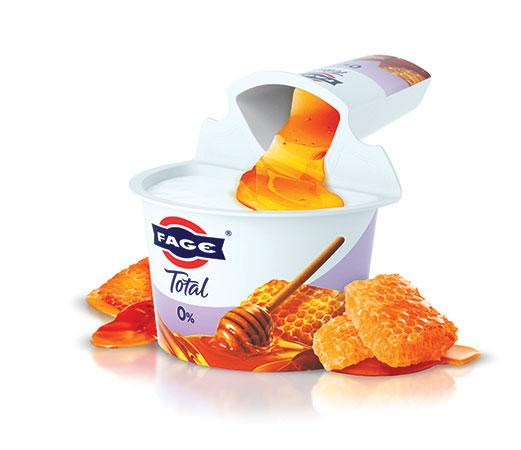 FAGE Total 0% Split Cup Miel
